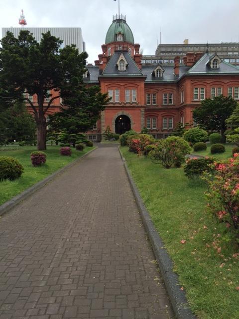 雨の札幌とコスパ最強モーニングブッフェ|1泊2日食べ歩き一人旅「その②」