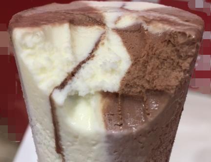 セブンティーンアイス チョコレートチーズケーキ【感想・カロリー情報等】
