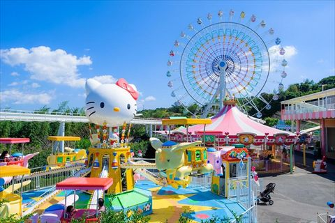 福岡近郊の九州の遊園地まとめ【スペースワールドの代わりは?】
