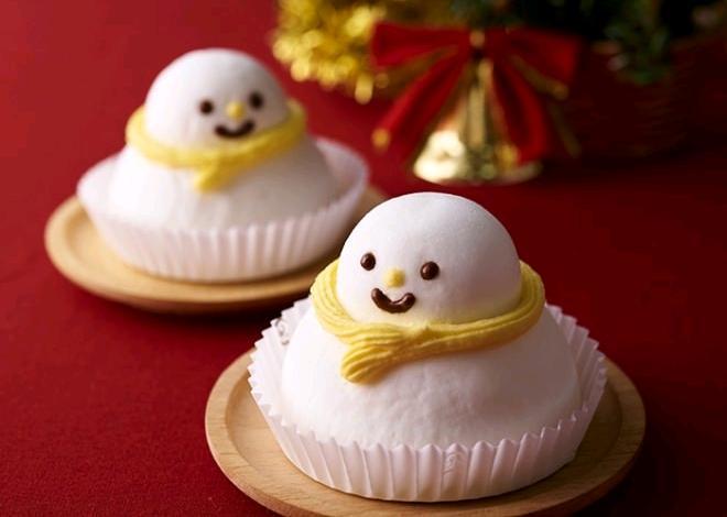 雪の子&トナカイのムースケーキ(セブンイレブン)が超かわいい!|発売日・価格等