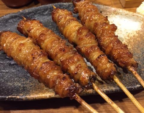 村崎焼鳥研究所の感想「とりかわが美味しい」【福岡・博多の名物】