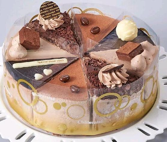 ケーキ屋・洋菓子屋のバレンタインチョコ2017|価格・種類等