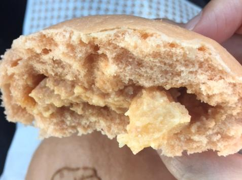 明太チーズポテトまん(セブンイレブン)を食べてみた「ポテマヨ味」【感想・カロリー】