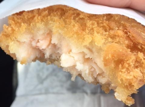 サクッと海老カツ(セブンイレブン)を食べてみた「小さくてボリューム無し」【感想・カロリー】