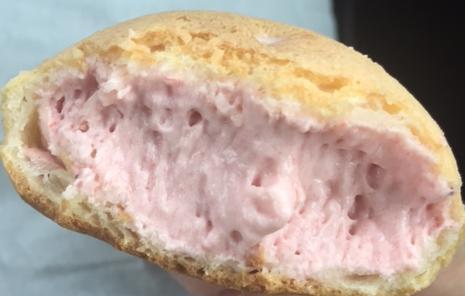 もちたま 練乳いちごクリーム(ミニストップ)を食べてみた【感想・カロリー】