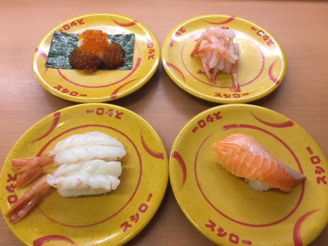 【甘エビ乗せすぎ!】スシローで大盛り・厚切り寿司を食べてきた「うまさ上々祭り」