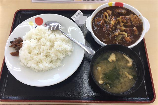 松屋の「ごろごろ煮込みチキンカレー」を食べてみた「鶏肉たっぷり」【感想・カロリー】