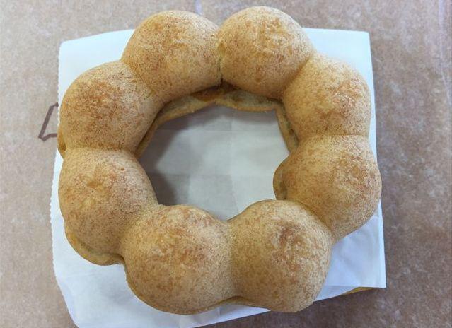 ミスドのドーナツカレー「ポンデキーマカレー」を食べてみた【感想・カロリー】