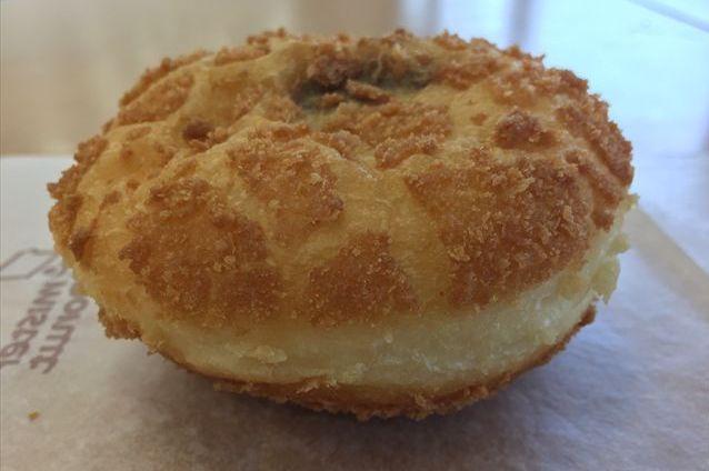 ミスドのカレーパン「パンデ欧風カレー」を食べてみた【感想・カロリー】