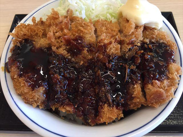かつやの「テリマヨビーフカツ丼」を食べてみた【感想・カロリー】