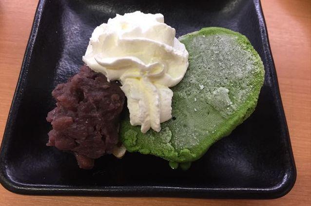 スシローの「濃い抹茶アイスモナカ」を食べてみた【感想・カロリー】