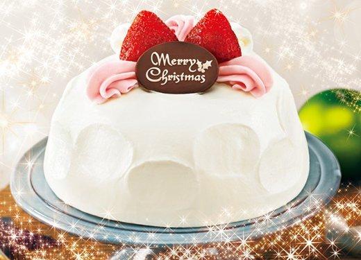 セブンイレブンのクリスマスケーキ2018|価格・種類・予約期限