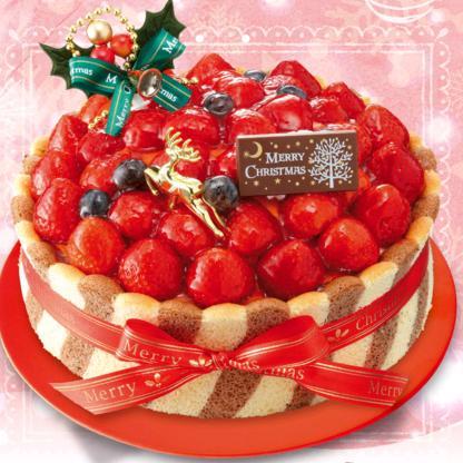 ライフのクリスマスケーキ(2019)|種類・価格・予約期限等