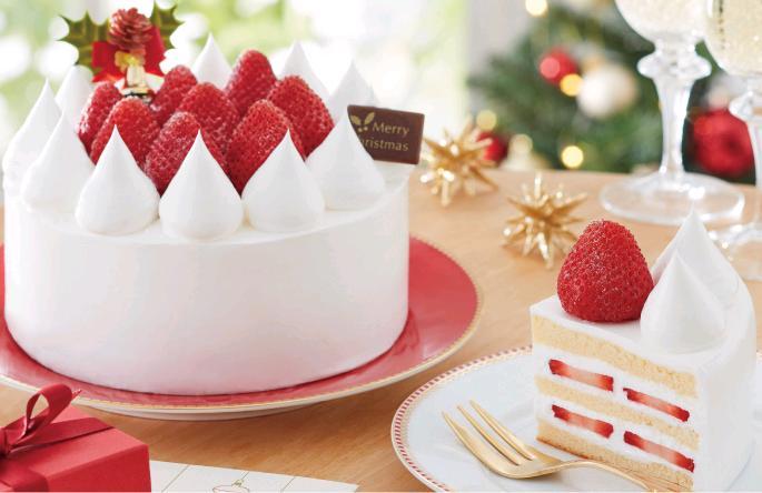 デイリーヤマザキのクリスマスケーキ(2017)価格・種類・予約期限等