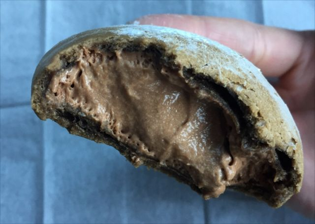 ちょこぷにゃ(セブンイレブン)を食べてみた「しっかりチョコ味」【感想・カロリー】