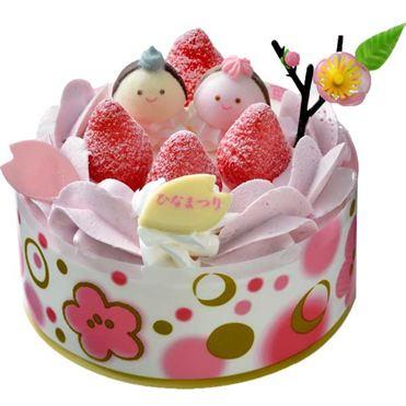 イオンのひなまつりケーキ(2019)【価格・種類・予約方法等】