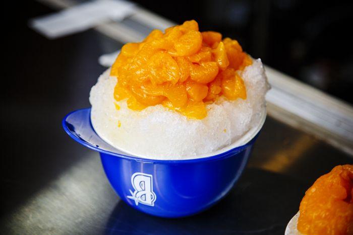 【ハマスタ2018】お弁当・球場飯等まとめ「みかん氷が美味い」