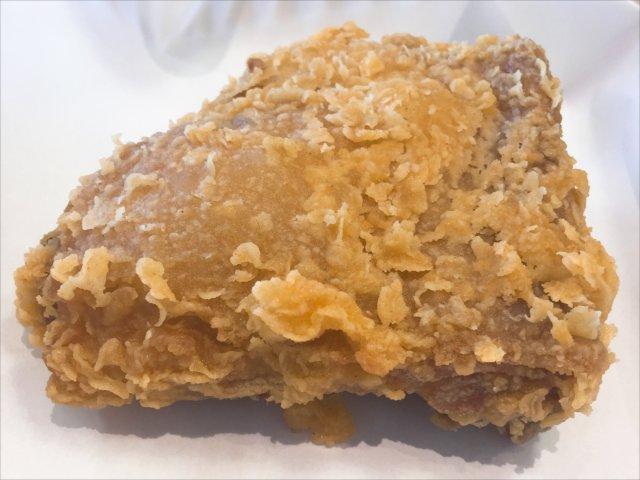 ケンタッキーの「ホット&スパイシーチキン」を食べてみた【感想・カロリー】