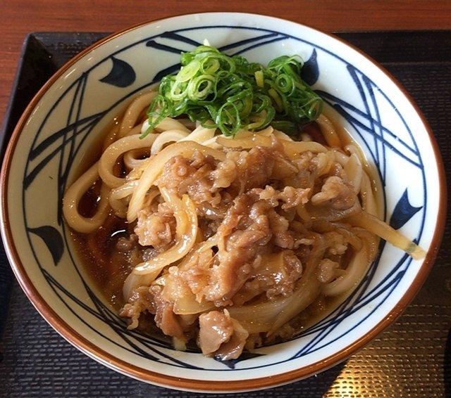 【丸亀製麺】メニュー・値段・カロリー等