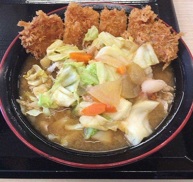 かつやの「生姜焼きとん汁定食(ダレトク没メニュー)」を食べてみた【感想・カロリー等】