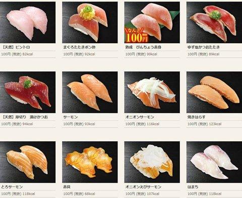 テイクアウト くら メニュー 寿司