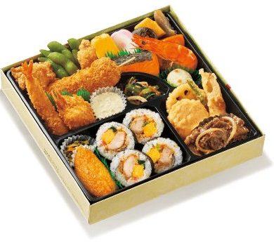【ほっともっと】予約限定「特注弁当」の種類・注文方法【お花見・行楽に】