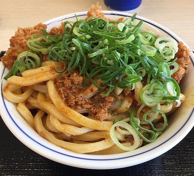 かつやの「カレーうどんカツ丼」を食べてみた【感想・カロリー等】