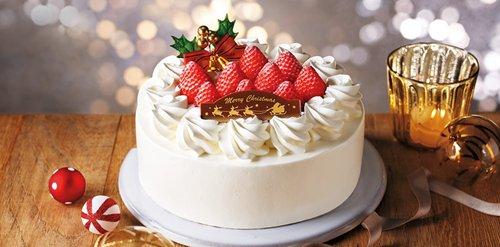 セブンイレブンのクリスマスケーキ2020|価格・種類・予約期限