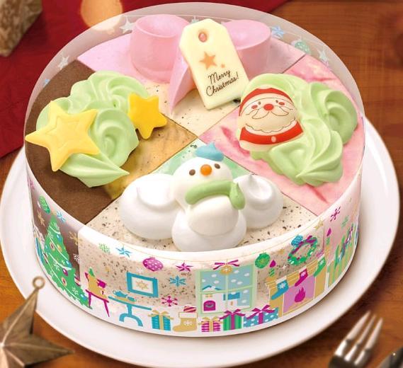 31(サーティワン)のクリスマスアイスケーキ2020|種類・予約特典・価格等