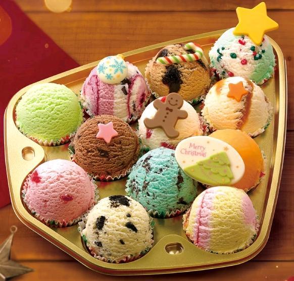 ケーキ屋・洋菓子屋のクリスマスケーキ2020|価格・種類等